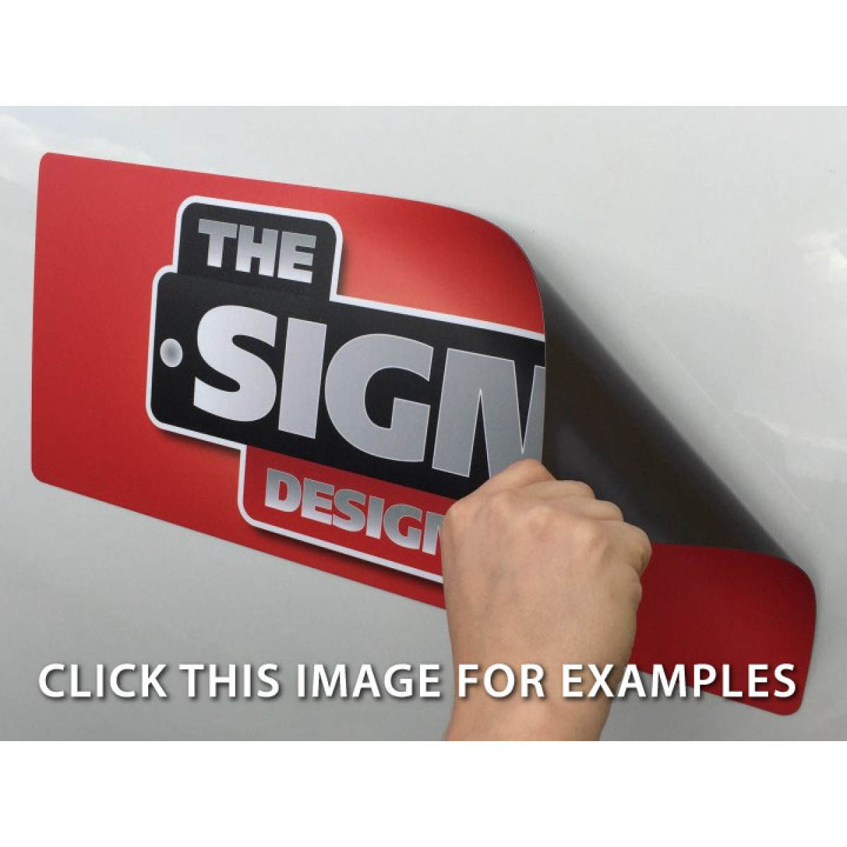 magnetic signs for cars and vans design your own the sign designer