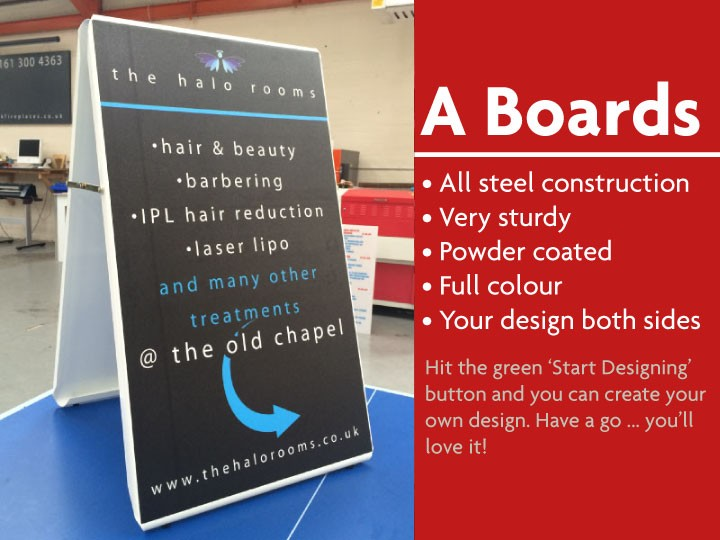 A Boards - Design Your Own